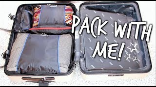 HOW TO PACK SMART + PACKING TIPS EVERYONE NEEDS TO KNOW! | Aysha Abdul