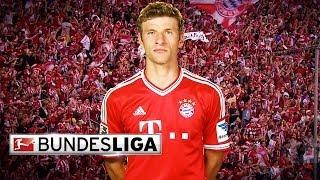 Thomas Müller - Top 5 Goals