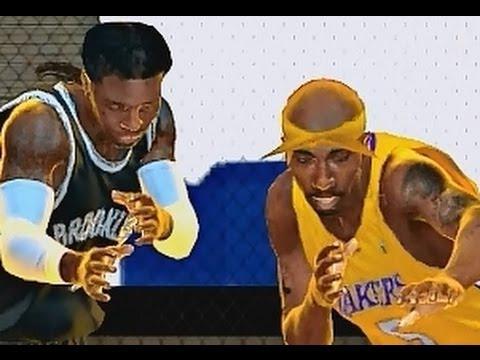 2PAC vs. LIL WAYNE - VIDEOGAME - BASKETBALL 1 on 1 NBA 2K14 2014 MOD STREETBALL AND1