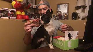 Unboxing Grinch Limited Edition BarkBox