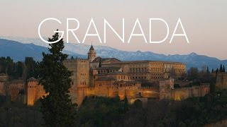 GRANADA, ANDALUCIA, SPAIN: TRAVEL DIARY 2016