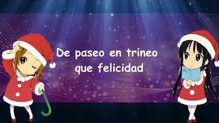 【Jingle Bells 】Español Latino 【Feliz Navidad】
