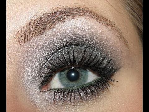 Smokey Eye using Wet N Wild's Silent Treatment