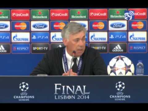 Real Madrid 4-1 Atlético Madrid: Conferencia de prensa de Carlo Ancelotti
