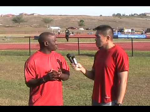 SpeedEndurance TV with Dennis Mitchell