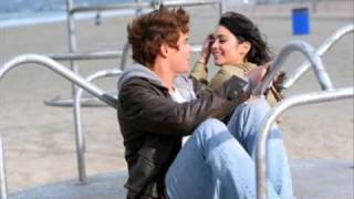 Zac Efron and Vanessa Hudgens On The Set Of 'Say OK'