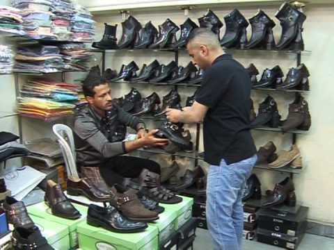 Las botas estadounidenses dejan su huella en la moda iraquí