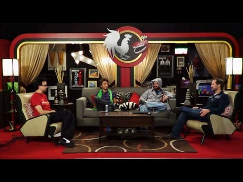Rooster Teeth Video Podcast #200
