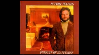 Watch Rupert Holmes Speechless video