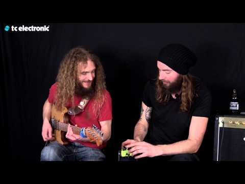 Guthrie Govan Demos His Toneprint For Helix Phaser video
