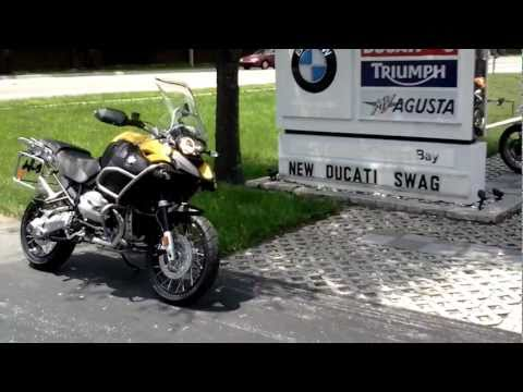 2011 BMW R1200GS Adventure Euro Cycles of Tampa
