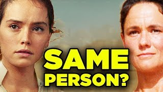 Star Wars Theory: REY = ANAKIN'S MOM? | Total Conspiracy