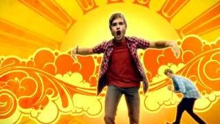 We Burnin' Up Full Length Music Video - Adam Hicks and Chris Brochu - Disney XD Official