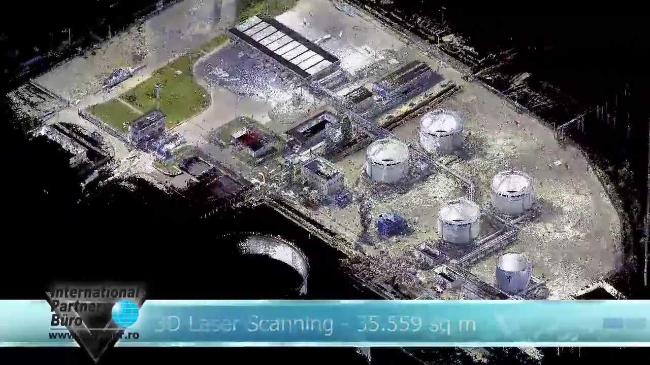 3d Modelling Process 3d Modelling Oil Industry