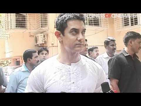 'Watch Bodyguard, Salman Khan will be fine'  Aamir Khan