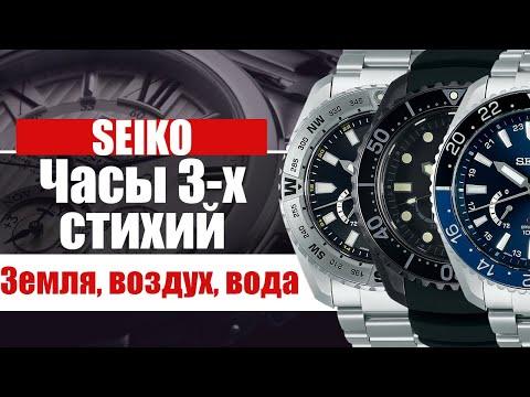 Новинки SEIKO 2019! #BaselWorld2019