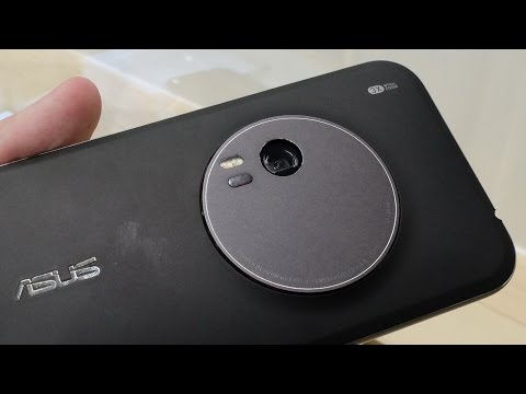 ASUS Zenfone Zoom с 3x оптическим зумом: первый взгляд (preview)