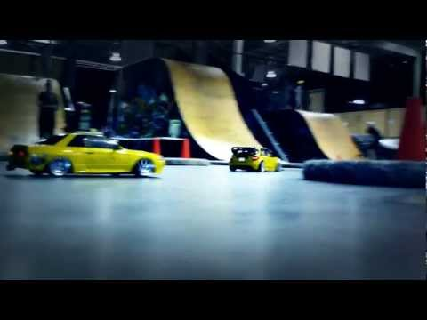 RC TECHNODRIFT - Gold Coast - 4 January 2012