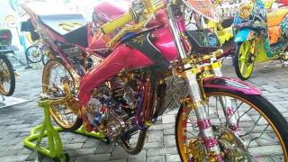 Vixion Modification Centest No 1