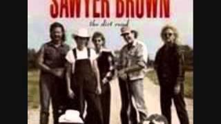 Watch Sawyer Brown Burnin Bridges on A Rocky Road video