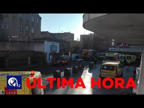 ACCIDENTE DE TREN DE CERCANÍAS EN ALCALA DE HENARES- MADRID (última hora)