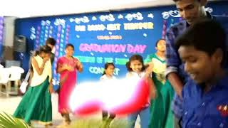 Don Bosco NEST Summer camp Dance Child rights center