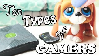 download lagu Lps - 10 Types Of Gamers gratis