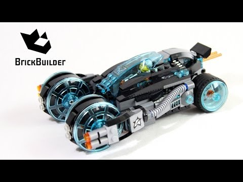 Lego Ultra Agents 70162 Infearno Interception - Lego Speed Build