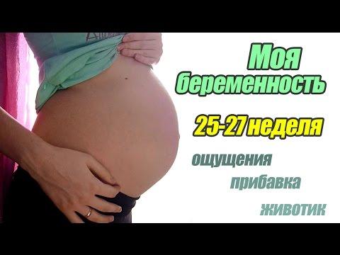 27 неделя беременности девочки