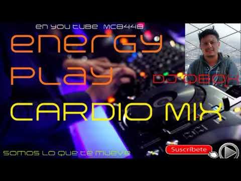 CARDIO MIX mixed for DJ qbox 5to ANIVERSARIO