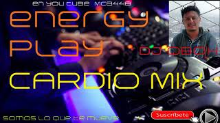 CARDIO MIX mixed for DJ qbox 5to ANIVERSARIO
