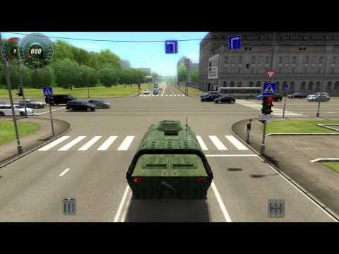 #038 Let's Play City Car Driving [Deutsch] [Full-HD] MOD