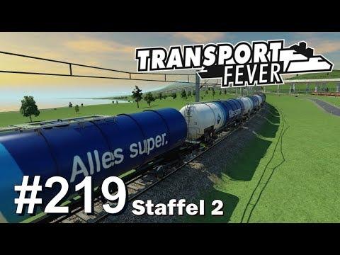TRANSPORT FEVER S2/#219: Treibstoff für Weisswasser [Let's Play][Gameplay][German][Deutsch]