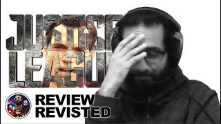 JUSTICE LEAGUE REVIEW RANT REVISITED