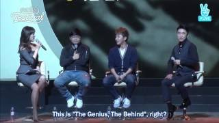 [ENG] The Genius, The Behind - Favorite Players (tvN10 Festival)