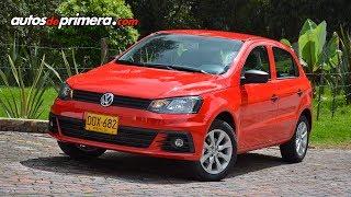 Nuevo Volkswagen Gol año modelo 2018 en Colombia