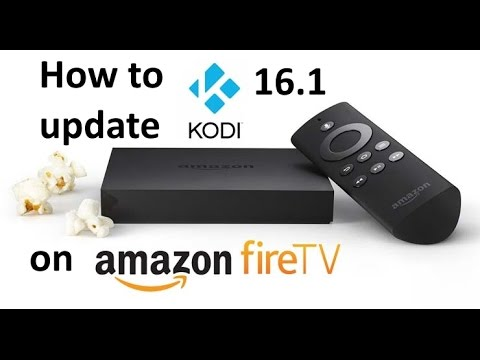 How to update or install Kodi 16.1 on Amazon Fire TV or Fire Stick - ES File Explorer Method