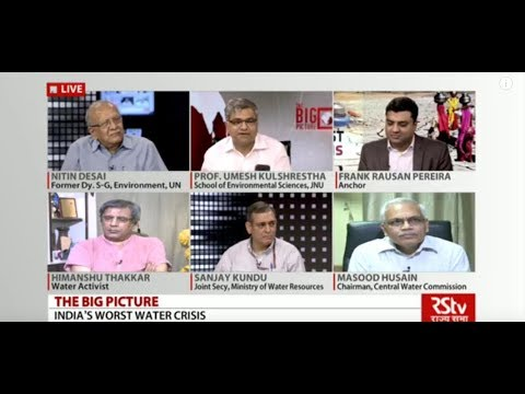 The Big Picture - India's Worst Water Crisis thumbnail