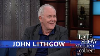 John Lithgow Just Got His Best Review Ever