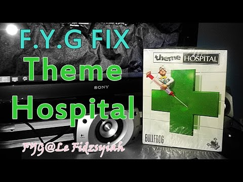 How To Play Theme Hospital On Win 8.1 / 8 / 7 / Vista (x64 / x86)