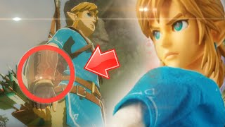 10 Breath of the Wild Hidden Details!