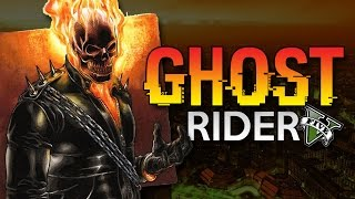 GTA 5 Mod Indonesia - GHOST RIDER !! - Funny Moments GTA