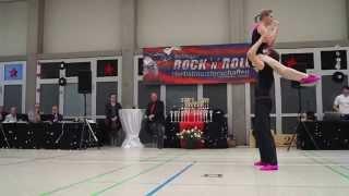 Katharina Büchl & John Holland - Herbstmeisterschaft 2015