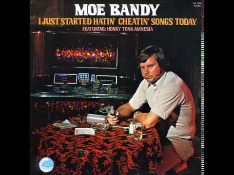 Moe Bandy - Home Is Where The Hurt Is