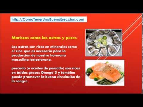 Como mejorar la erección Con Estos Alimentos Que Debes Comer Para Lograr Erecciones Más Duras