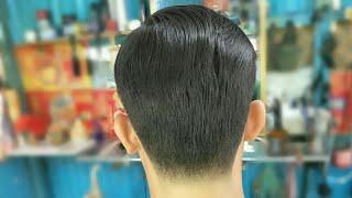 Hướng dẫn hớt  Chân phương _Cạo viền chi tiết nhất. Cách xử lý đối với tóc thưa và nhuyễn !!!