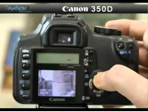 Traumflieger.de - Canon EOS 350D