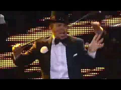 EMD Baby Goodbye  Live Melodifestivalen 2009