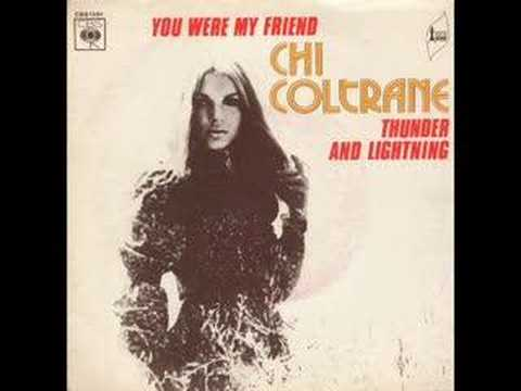 Chi Coltrane - Thunder And Lightning
