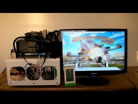 Gigabyte UD9 GTX480 Quad Sli 980x   3DMark Vantage Overclocked 3/5